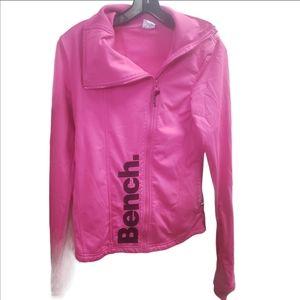 Ladies bench zip up jacket